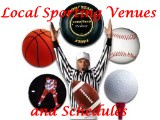 Local Sporting Venues and Schedules
