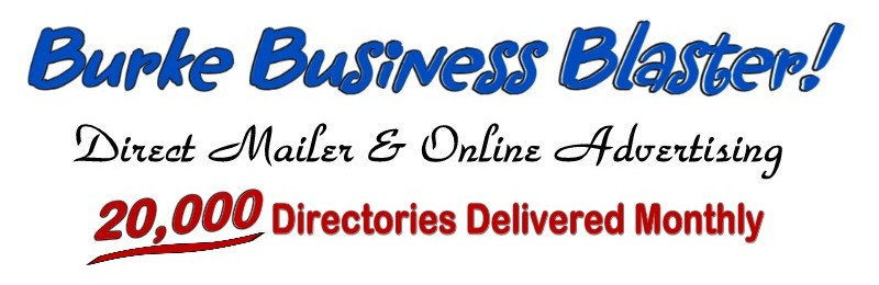 Burke County Business Mailers and Online Advertising